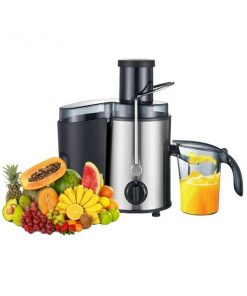 Belaco Juicer Making machine(Model:BJ-122C) whole fruit & vegetable Juice Extractor 500W strong Housing