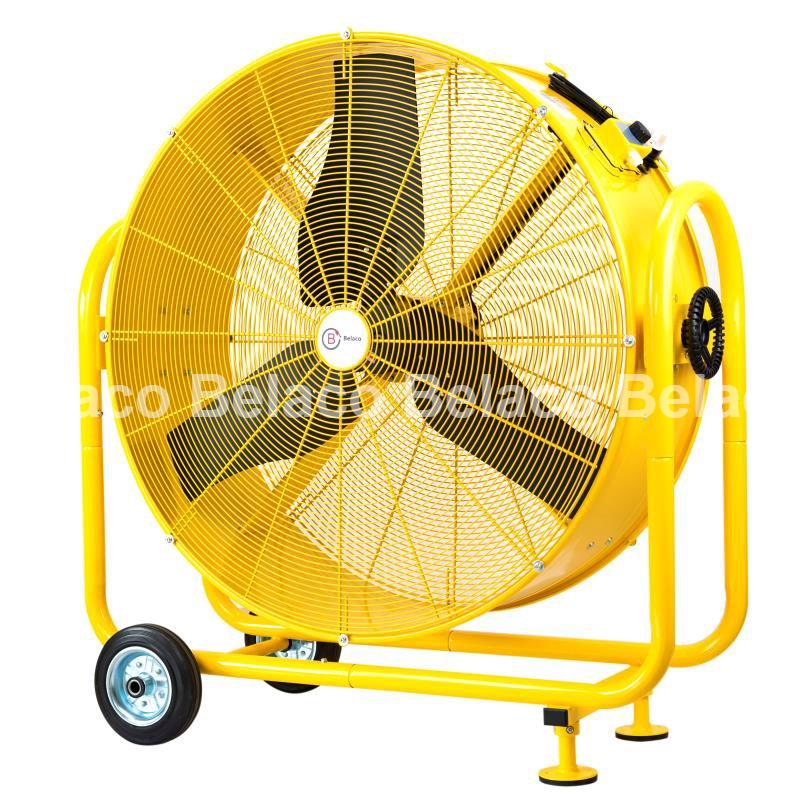 36 inch Drum Fan Industrial (Belaco) Model-B-D-36