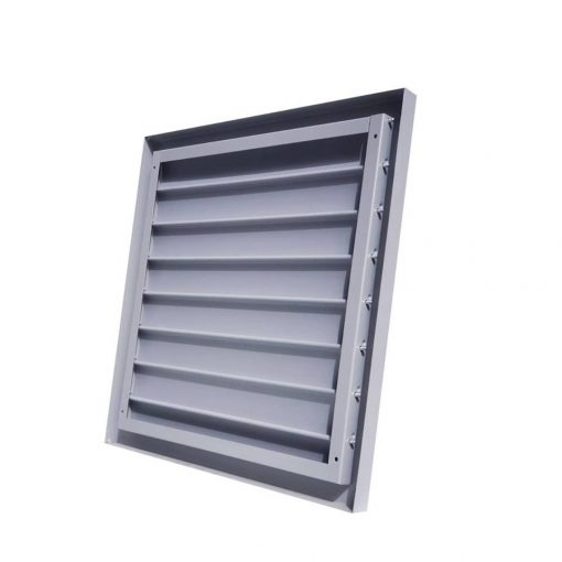 Ventilation Grille With Gravity Shutters GM-450 18inch