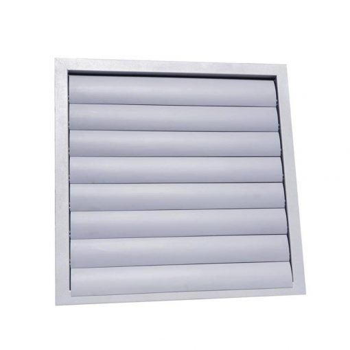 Ventilation Grille With Gravity Shutters GM-350 14inch