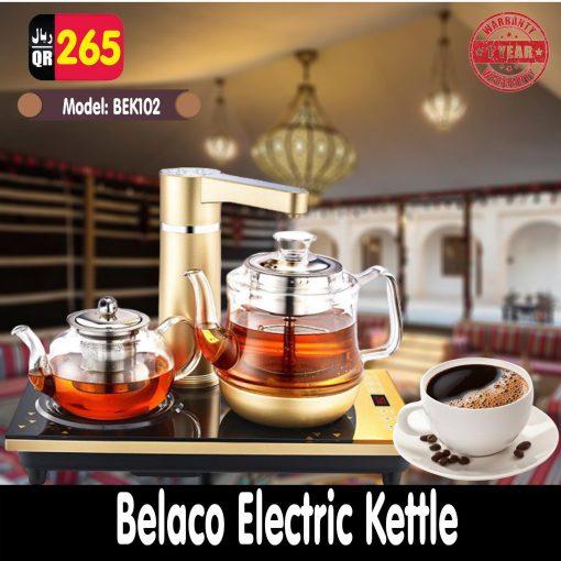 belaco electric kettle